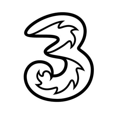 Voucher Fisik THREE - VOUCHER 33GB 1BLN